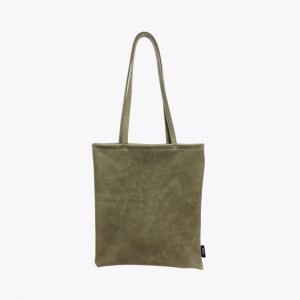 Chrome-green-leather-totebag