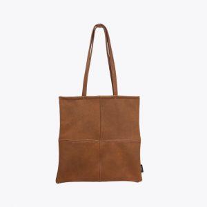cognac-leather-square-totebag