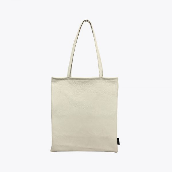 white-leather-totebag